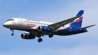 A picture of RA89028 - Sukhoi Superjet 10095B - Aeroflot - © Vitaly Revyakin
