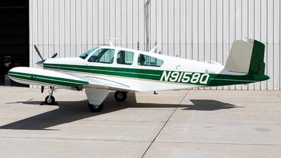 N9158Q - Beechcraft V35B Bonanza - Private