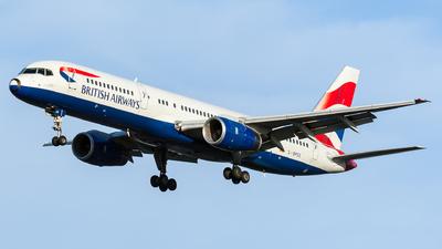 G-BPEE - Boeing 757-236 - British Airways