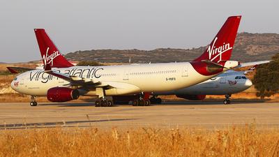 G-VUFO - Airbus A330-343 - Virgin Atlantic Airways