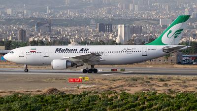 EP-MNJ - Airbus A300B4-603 - Mahan Air