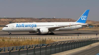 A picture of ECMTI - Boeing 7879 Dreamliner - Air Europa - © Marcel Schmidt