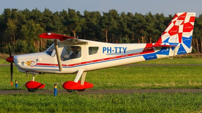 PH-TTY - Ultravia Pelican PL - Private