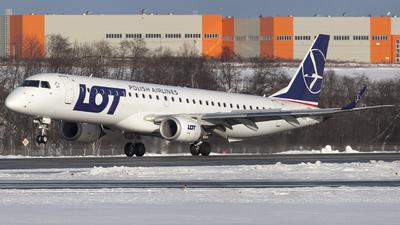 SP-LNK - Embraer 190-200IGW - LOT Polish Airlines