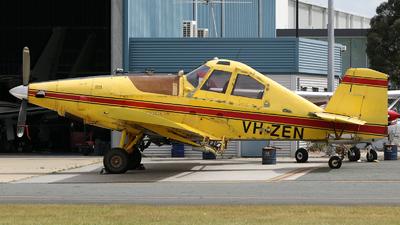 VH-ZEN - Thrush Aircraft S2R-T34 - Private