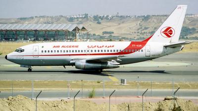 7T-VJA - Boeing 737-2T4(Adv) - Air Algérie