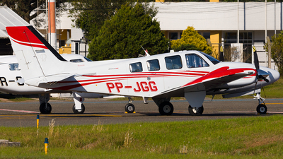 PP-JGG - Beechcraft G58 Baron - Private