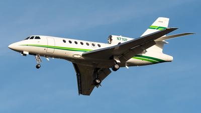 N710P - Dassault Falcon 50 - Private