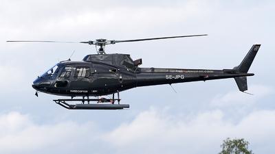 SE-JPG - Eurocopter AS 350B2 Ecureuil - HeliAir Sweden