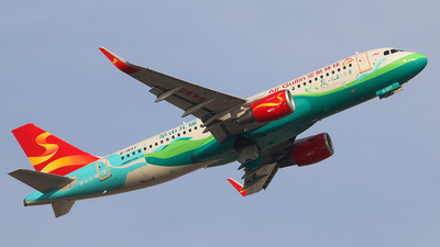 B-1037 - Airbus A320-214 - Air Guilin