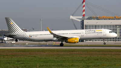 A picture of ECMQB - Airbus A321231 - Vueling - © Stefan Mayer