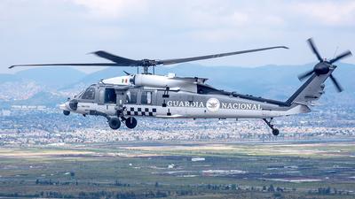 GN-110 - Sikorsky UH-60M Blackhawk - Mexico - Guardia Nacional
