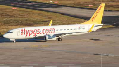 TC-CPL - Boeing 737-82R - Pegasus Airlines