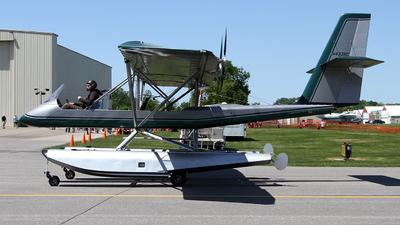 N433XC - Leza-Lockwood AirCam  - Private