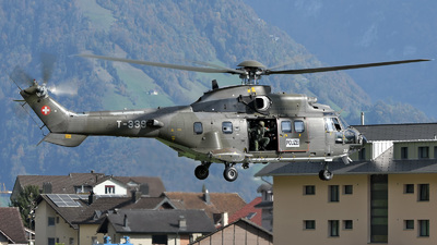 T-339 - Eurocopter AS 532UL Cougar - Switzerland - Air Force
