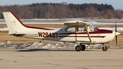 N20437 - Cessna 172M Skyhawk - Illinois Aviation Academy