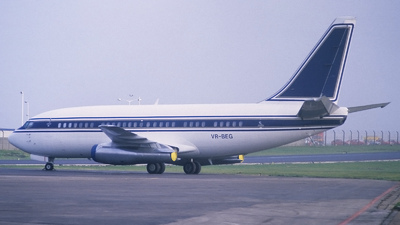 VR-BEG - Boeing 737-2S9(Adv) - Private