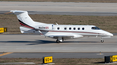 N406QS - Embraer 505 Phenom 300 - NetJets Aviation