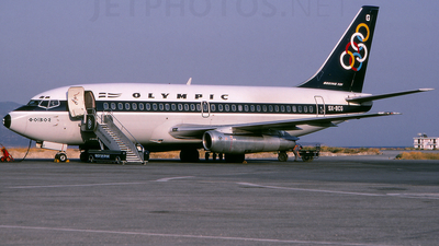 SX-BCG - Boeing 737-284(Adv) - Olympic Airways