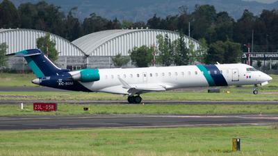 XC-BDM - Bombardier CRJ-702ER - Mexico - Government