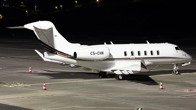 CS-CHK - Bombardier BD-100-1A10 Challenger 350 - NetJets Europe