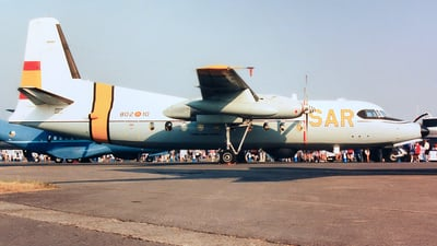 D2-01 - Fokker F27-200MAR Friendship - Spain - Air Force