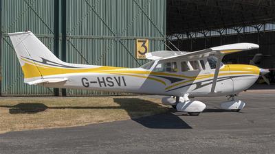 G-HSVI - Reims-Cessna FR172J Reims Rocket - Private