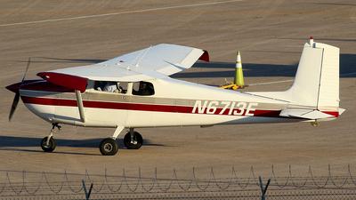 A picture of N6713E - Cessna 175 Skylark - [56213] - © Joshua Ruppert