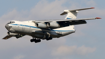 RA-78764 - Ilyushin IL-76MD - Russia - Air Force