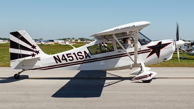 N451SA - American Champion 8KCAB Super Decathlon - Private
