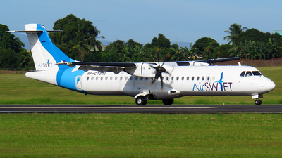 A picture of RPC7202 - ATR 72600 - AirSWIFT - © Ryu Guji