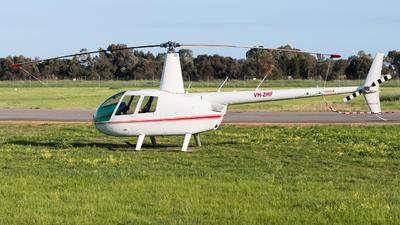 VH-ZHF - Robinson R44 Raven II - Private