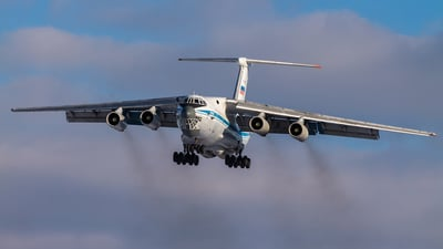 RF-86870 - Ilyushin IL-76M - Russia - Air Force