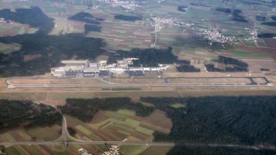 LJLJ - Airport - Airport Overview