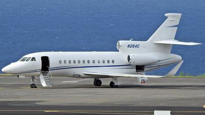 N264C - Dassault Falcon 900EX - Private