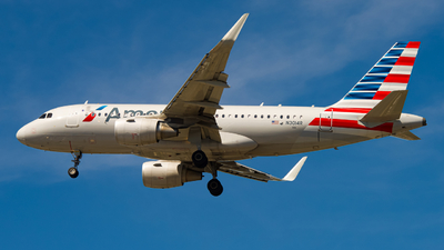 A picture of N3014R - Airbus A319115 - American Airlines - © HH2020