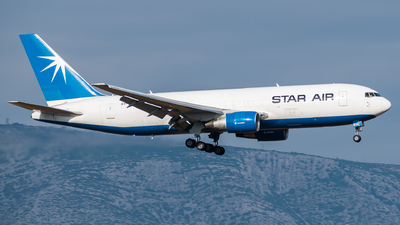 OY-SRH - Boeing 767-204(ER)(BDSF) - Star Air