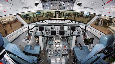 F-GPXL - Fokker 100 - France - Centre d'Essais en Vol