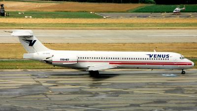 SX-BAV - McDonnell Douglas MD-87 - Venus Airlines