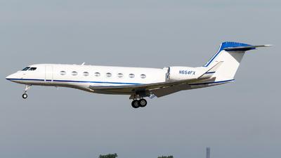 N654FX - Gulfstream G650ER - Flexjet