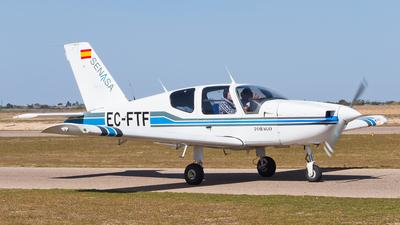 EC-FTF - Socata TB-10 Tobago - Sociedad Estatal para las Enseñanzas Aeronáuticas (SENASA)