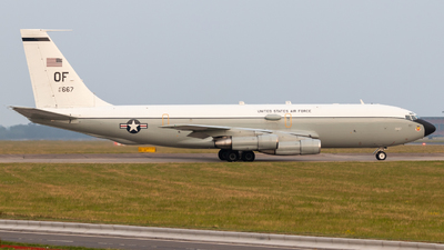61-2667 - Boeing WC-135W Constant Phoenix - United States - US Air Force (USAF)