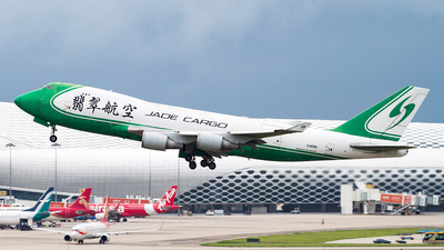 2-ACED - Boeing 747-4EVERF - Jade Cargo International