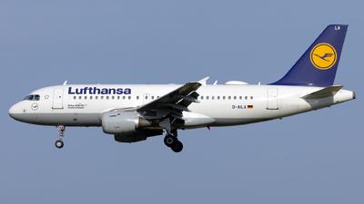 A picture of DAILA - Airbus A319114 - Lufthansa - © Kris Van Craenenbroeck