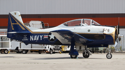 N289RD - North American T-28C Trojan - Private