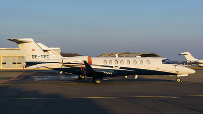 OE-GEC - Bombardier Learjet 75 - Private