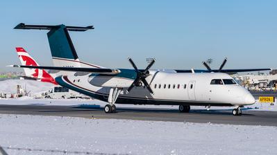 A picture of CGBOS - De Havilland Canada Dash 8300 - Sunwest Aviation - © Charlie Sun