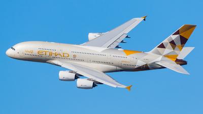 Etihad Airways (EY/ETD)   Fleet, Routes & Reviews   Flightradar24