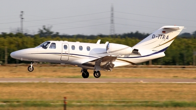 D-ITRA - Cessna 525 CitationJet 1 - VipJets