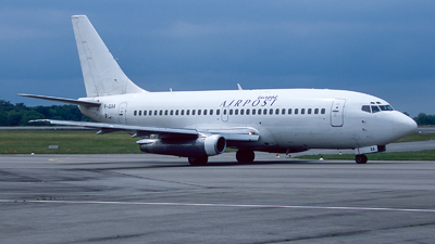 F-GIXA - Boeing 737-2K2C(Adv) - Europe Airpost